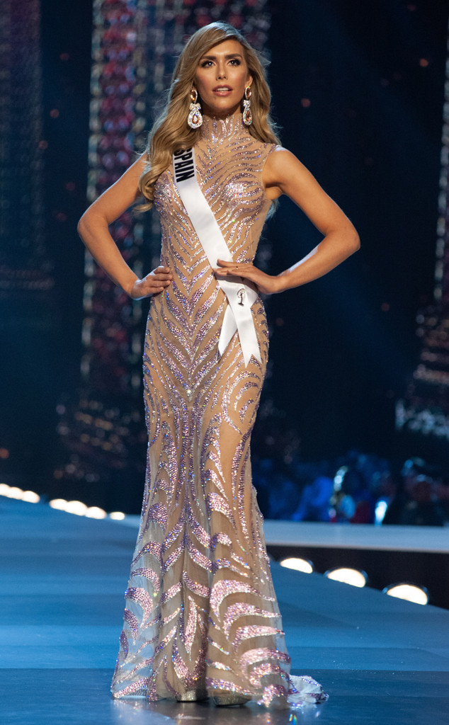 Miss Spain, Miss Universe 2018
