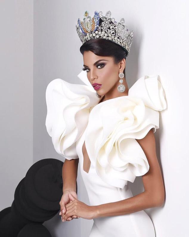 Isabella Rodriguez, Miss Venezuela