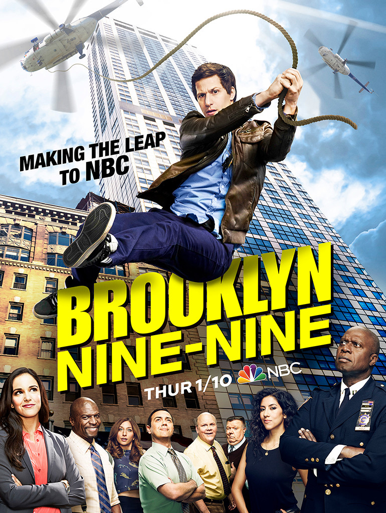 Brooklyn Nine-Nine, Key Art, Season 6