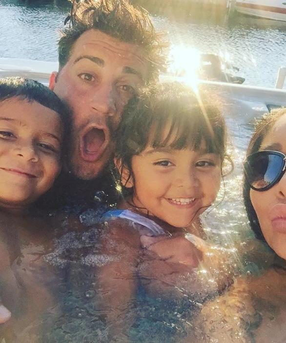 Snooki, Lorenzo, Giovanna, Jionni LaValle