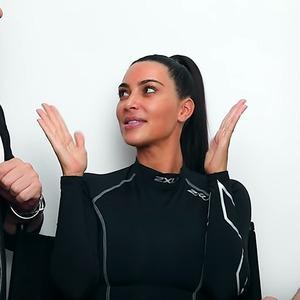 Kim Kardashian, James Charles, Mario Dedivanovic, YouTube