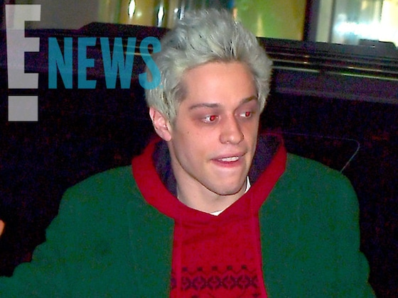 Pete Davidson Leans on Machine Gun Kelly for Support After Posting Note Suggesting He's Suicidal