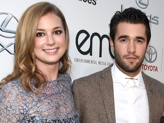 <i>Revenge</i>'s Emily VanCamp and Josh Bowman Are Married