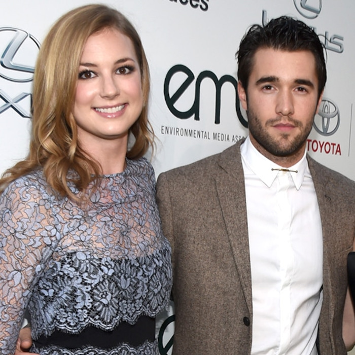 are emily and josh from revenge still dating