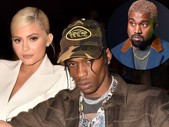 Kylie Jenner Defends Travis Scott Amid Drama With Kanye West