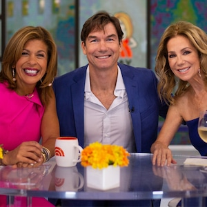 Hoda Kotb, Kathie Lee Gifford, Jerry O' Connell, Today