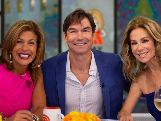 Jerry O'Connell Says It &quot;Would Be an Honor&quot; to Become Hoda Kotb's <i>Today</i> Co-Host