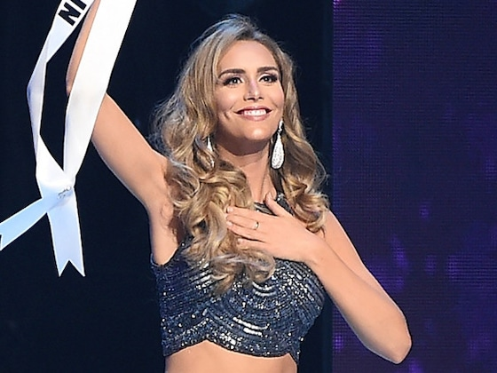 Miss Spain Angela Ponce, the First Transgender Woman to Compete in Miss Universe, Doesn't Make Finals