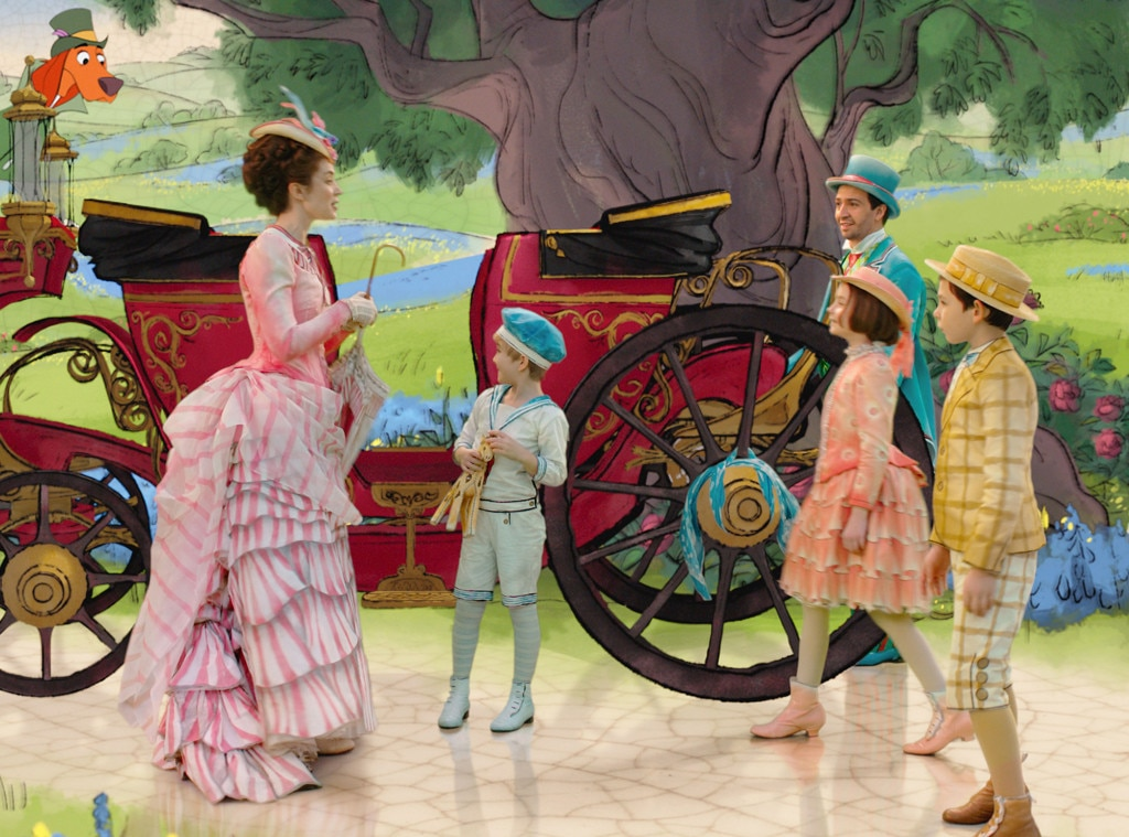 Mary Poppins Returns Costumes