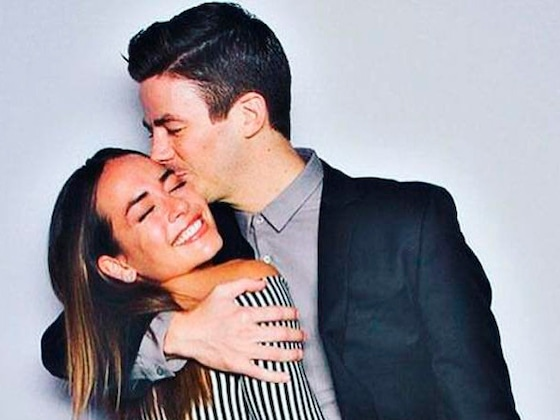 <i>The Flash</i> Star Grant Gustin and LA Thoma Are Married