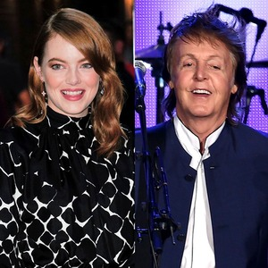 Emma Stone, Paul McCartney