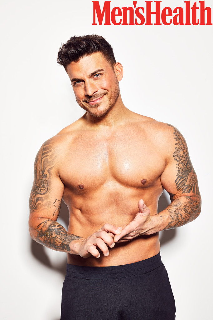 Jax Taylor, Mens Health