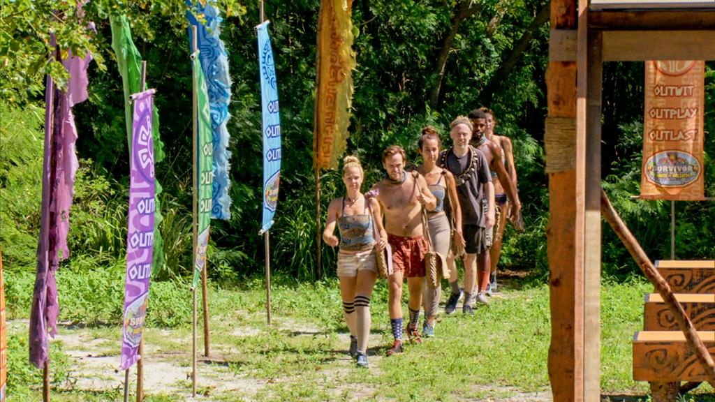 Survivor, Season 37 finale