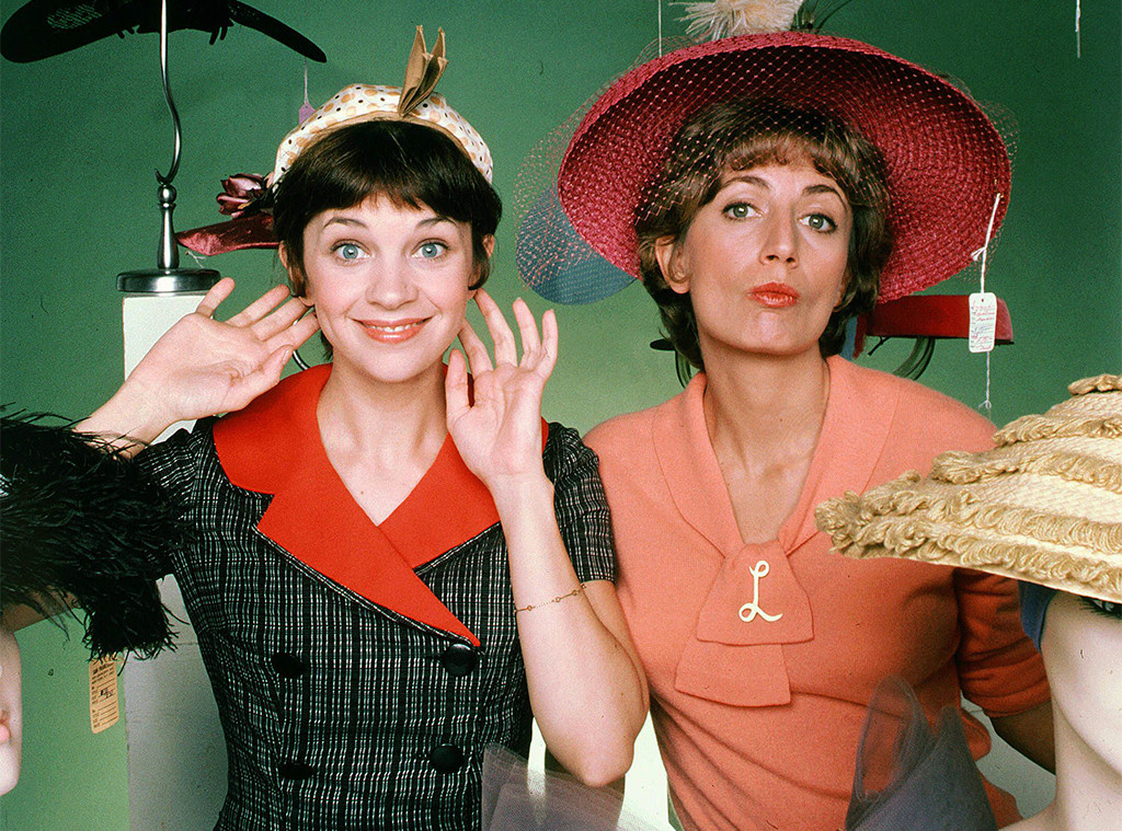 Laverne and Shirley, Penny Marshall, Cindy Williams