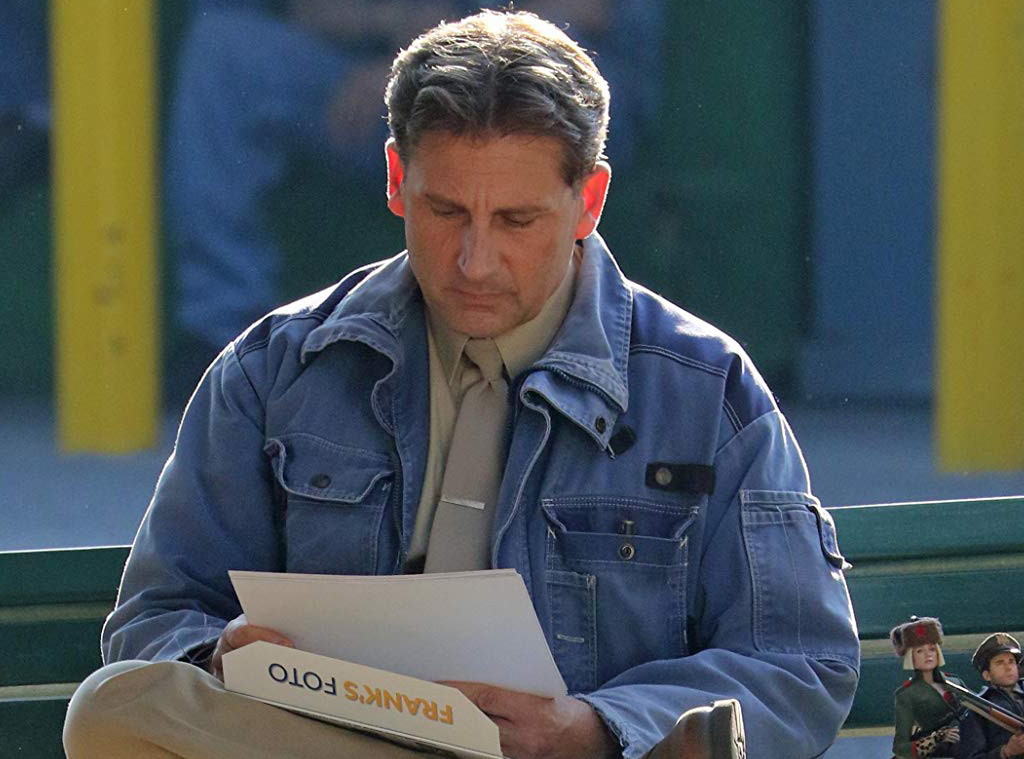 Steve Carell, Welcome to Marwen