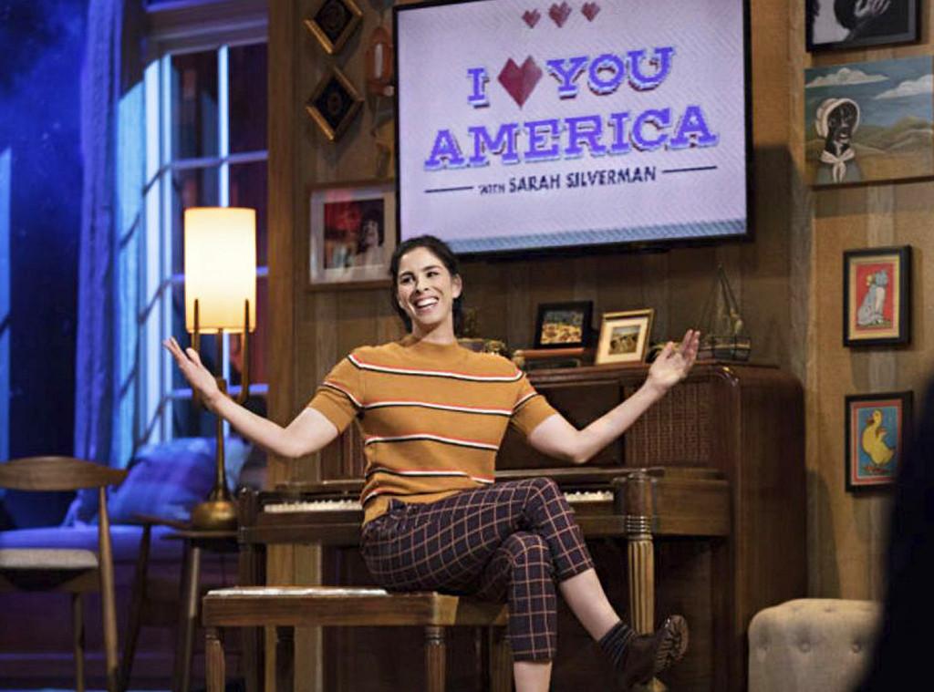 I Love You America with Sarah Silverman