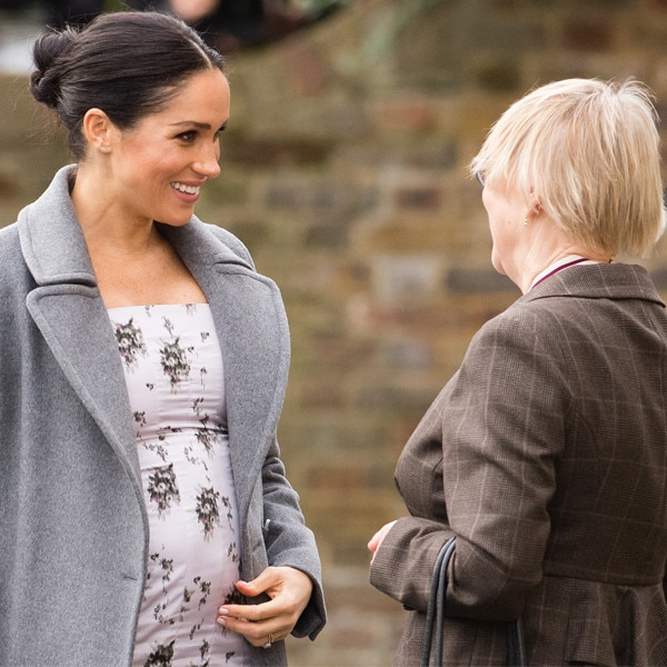 Meghan Markle Drops a Hint About Her Baby's Due Date at Christmas