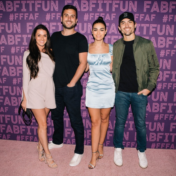 Jade Roper, Tanner Tolbert, Ashley Iaconetti, Jared Haibon