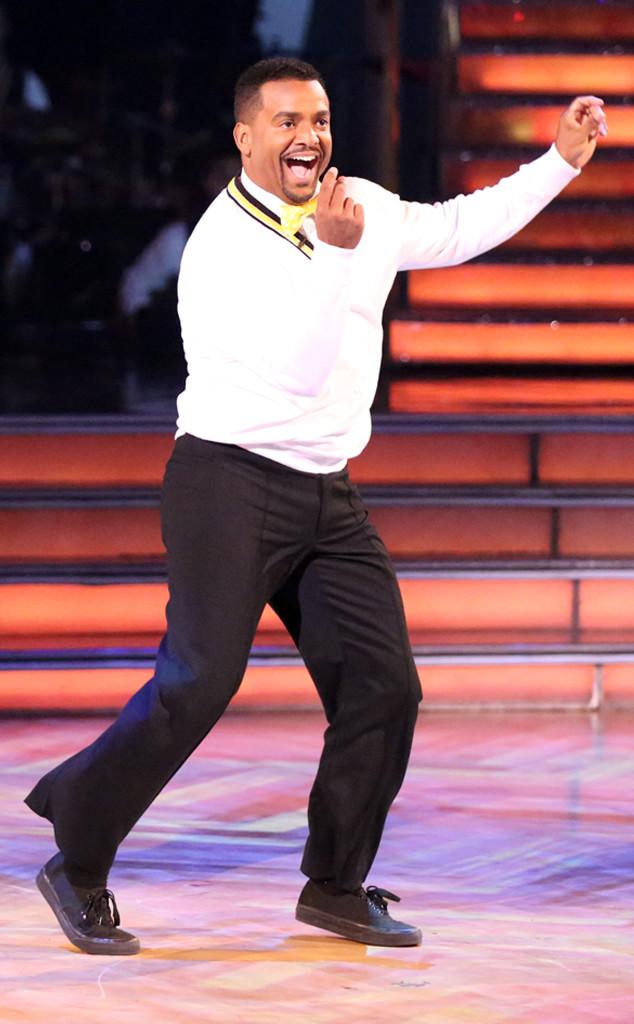 Alfonso Ribeiro, Carlton Dance, DWTS
