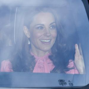 Kate Middleton, Royal Christmas Lunch