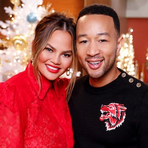 ESC: Chrissy Teigen, John Legend
