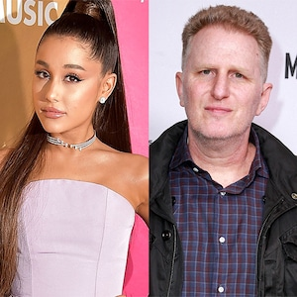 Ariana Grande, Michael Rapaport
