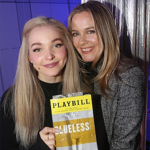 Dove Cameron, Alicia Silverstone, Clueless, The Musical, Backstage