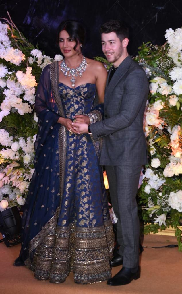 Inside Nick Jonas And Priyanka Chopras Wedding Reception Wiki Blog