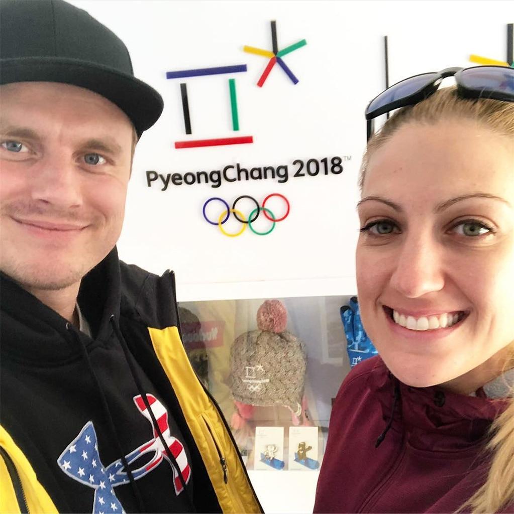 Jamie Greubel Poser, Christian Poser, 2018 Winter Olympics, couples