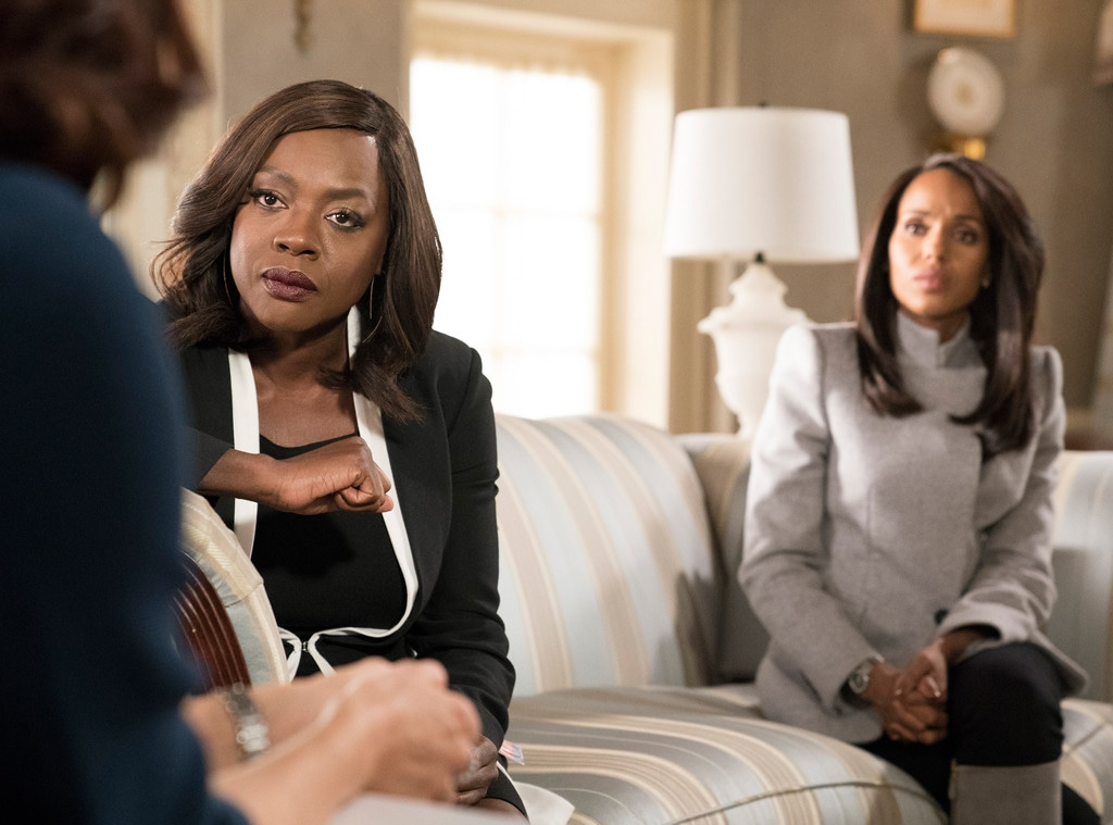 Viola Davis, Scandal, How to Get Away With Murder