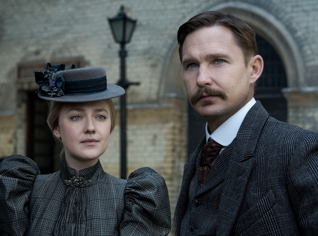 Dakota Fanning, Brian Geraghty, The Alienist