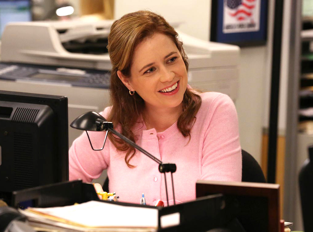 Jenna Fischer, The Office, Pam