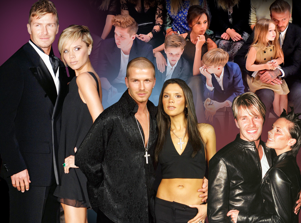 How David and Victoria Beckham's Marriage Survived and