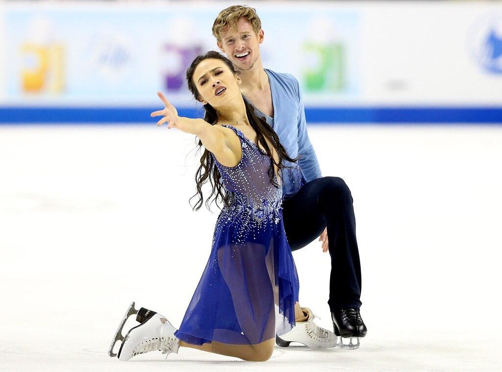 Madison Chock, Evan Bates, 2018 Winter Olympics, couples