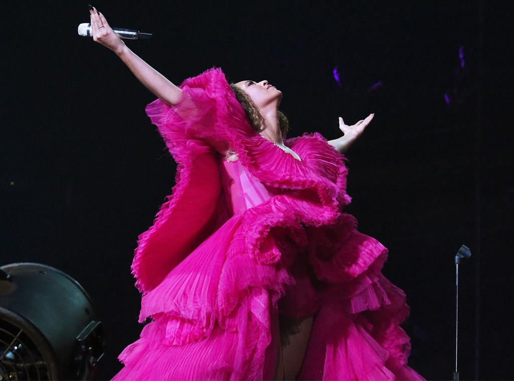 Beyonce, Global Citizen Festival