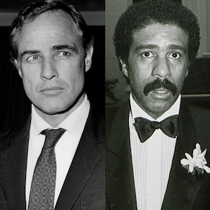 Marlon Brando, Richard Pryor