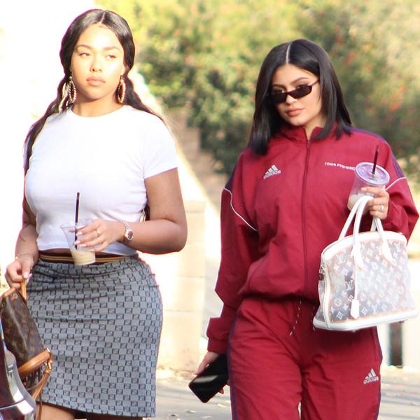 Kylie Jenner, Jordyn Woods