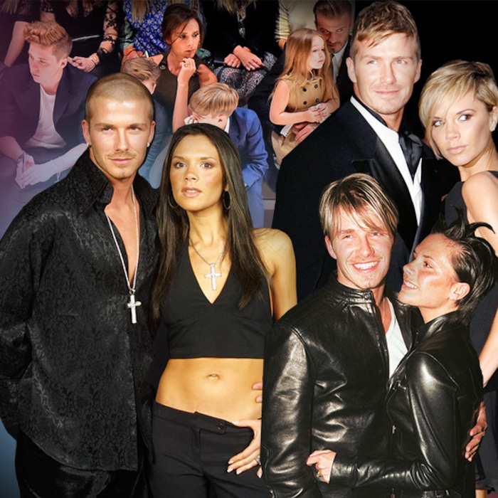 How David and Victoria Beckham's Marriage Survived and Thrived After  Scandal | E! News