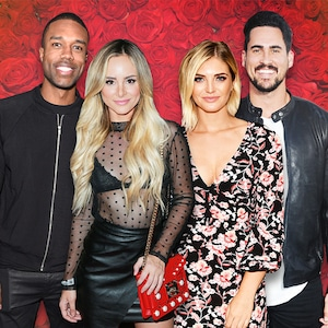 Bachelor Nation Dating Profiles, DeMario Jackson,  Amanda Stanton, Olivia Caridi, Josh Murray