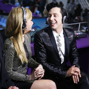 Tara Lipinski, Johnny Weir, 2018 Winter Olympics