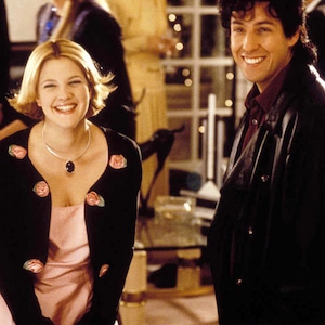 The Wedding Singer, Adam Sandler, Drew Barrymore