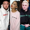 Mac Miller, Ariana Grande, Pete Davidson