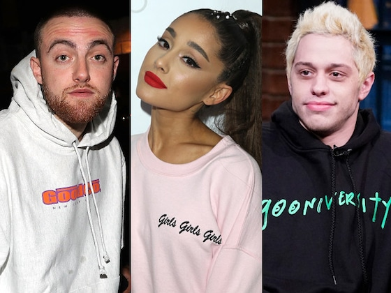 Pete Davidson Says His Engagement to Ariana Grande Was ''Over'' After Mac Miller's Death