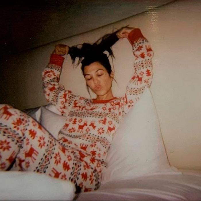 Kourtney Kardashian Is Very Ready for it to Be Christmas Already | E ...