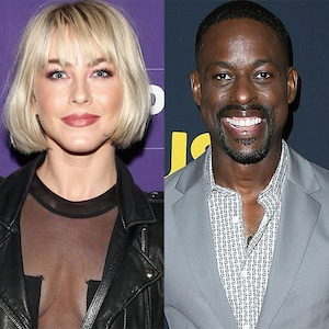 Julianne Hough, Sterling K. Brown