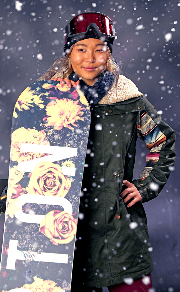 Chloe Kim, 2018 Winter Olympics