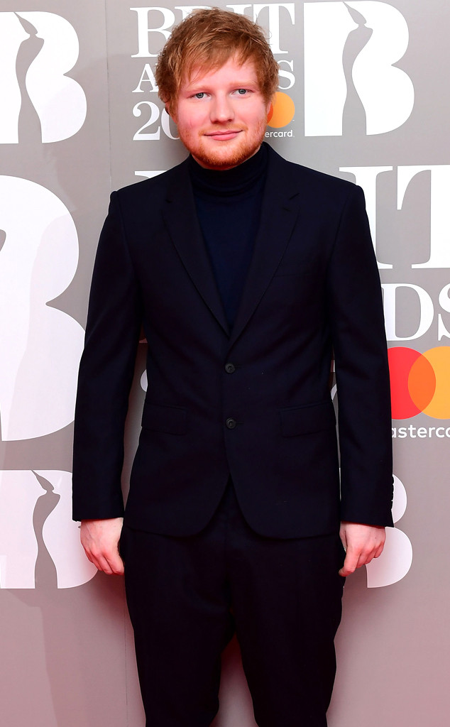Ed Sheeran, BRIT awards