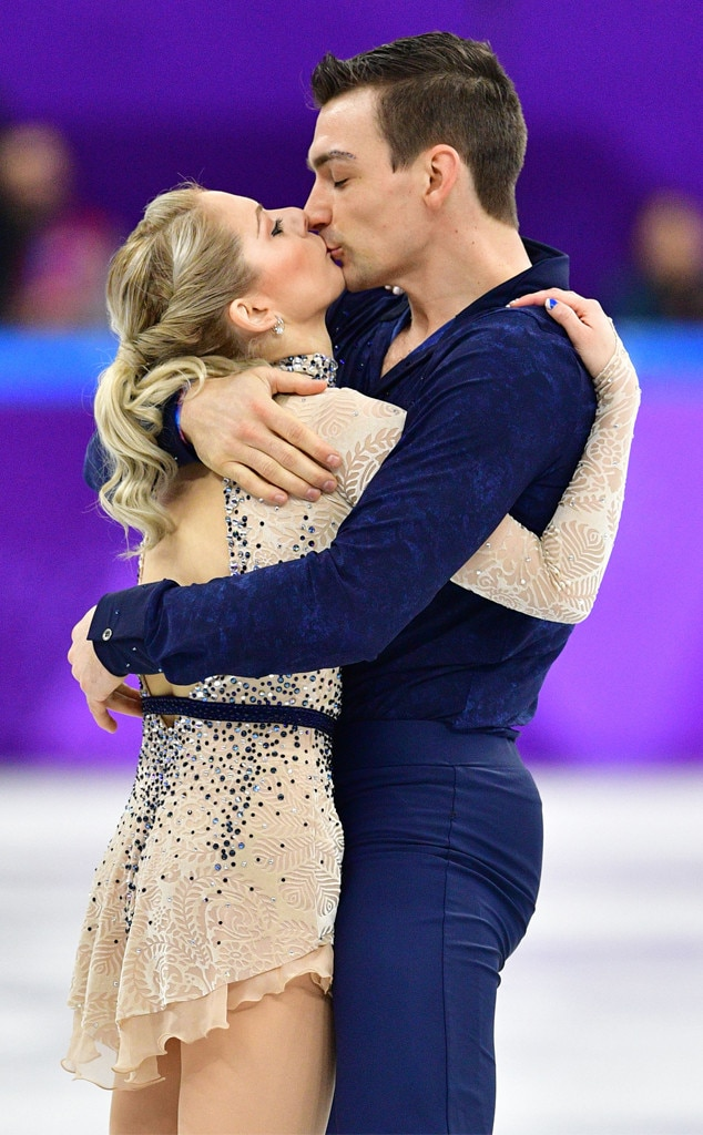 Alexa Scimeca Knierim, Chris Knierim, 2018 Winter Olympics, couples