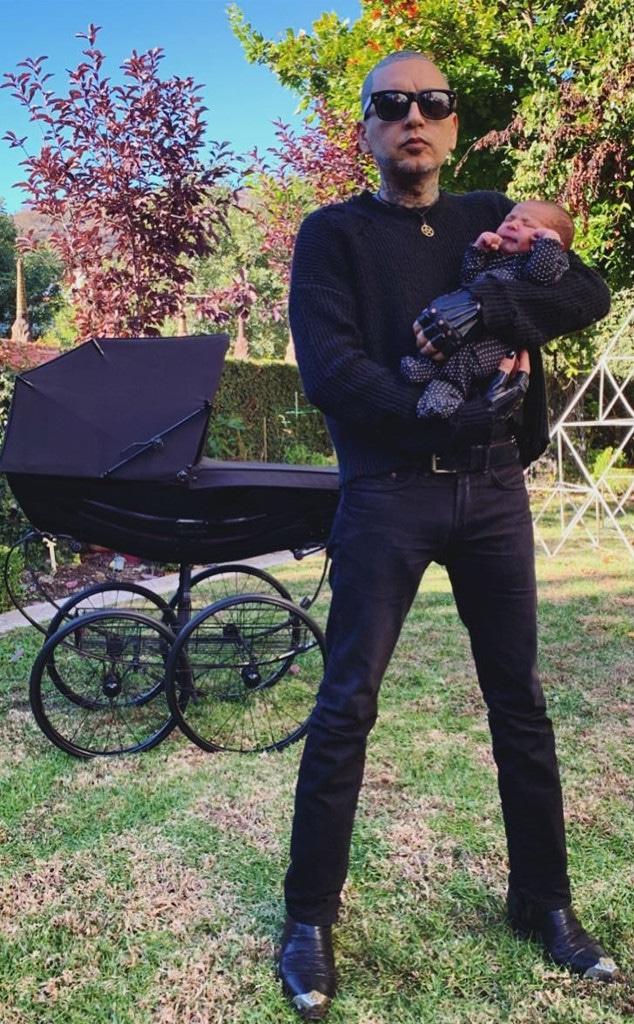 Kat Von D, baby