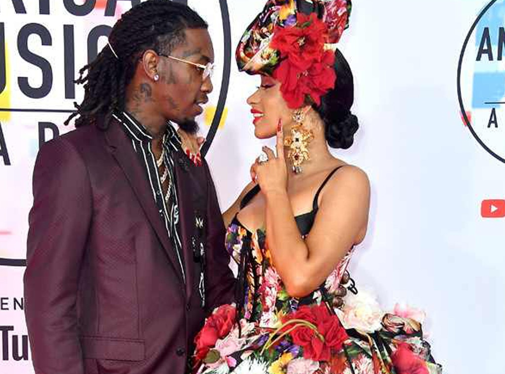 Offset Gets Cardi B S Name Tattooed Amid Cheating Scandal: Cardi B & Offset From The Most Heartbreaking Splits Of